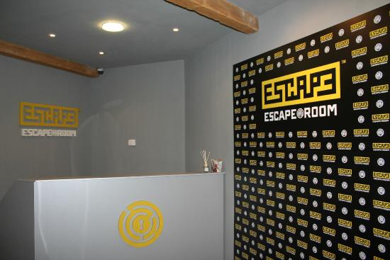 Real Escape Room - Office - Picture of Real Escape Room, Bucharest ...