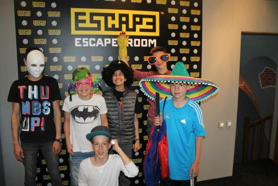 Real Escape Room Happy Kids Picture Of Real Escape Room