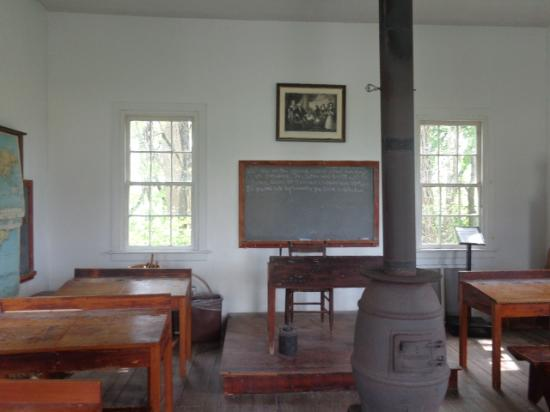 Delaware Agricultural Museum and Village: School room