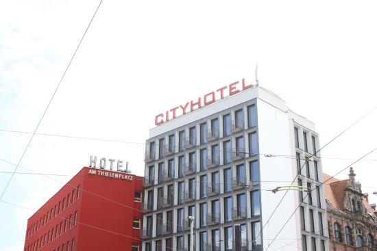 The Hotel Bild Von Cityhotel Am Thielenplatz Hannover Tripadvisor