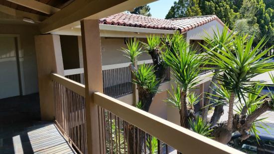 BEST WESTERN University Inn Santa Clara: View from Room