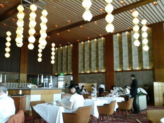 Orchid Room: Dining room May, 2015
