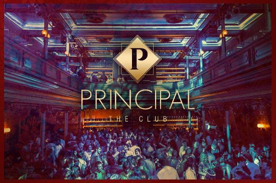Principal The Club