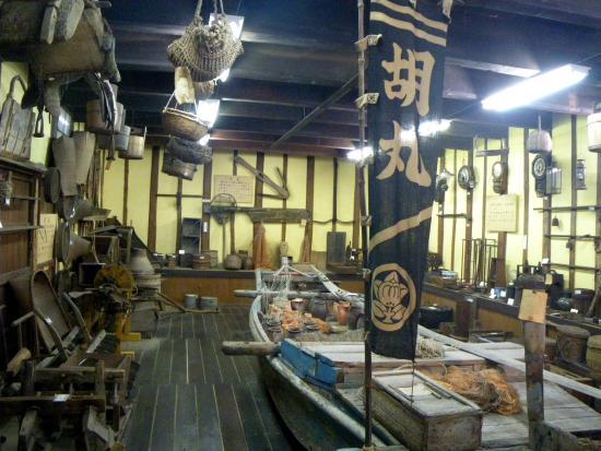 Setoda Municipal History & Folklore Museum