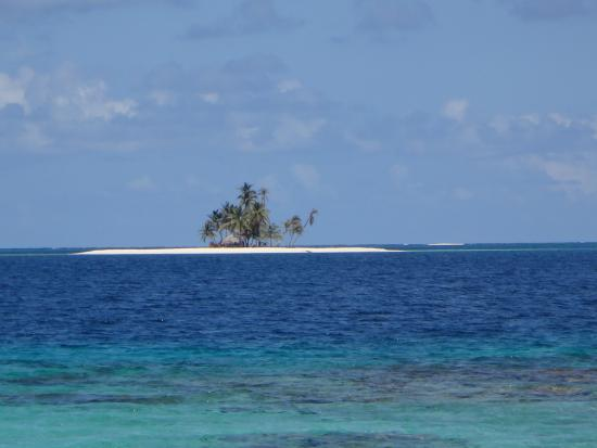 San Blas Islands, Panama: isla