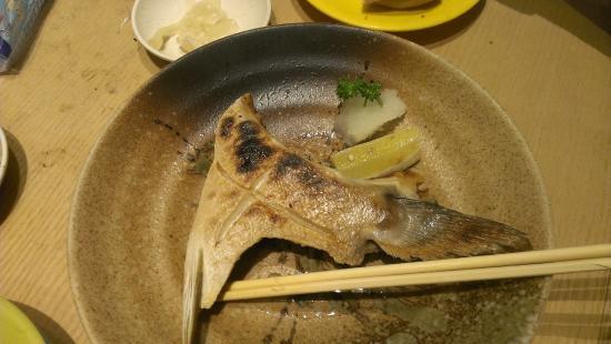 Sushi Tei - Ngee Ann City : Hamaki Kama Shio