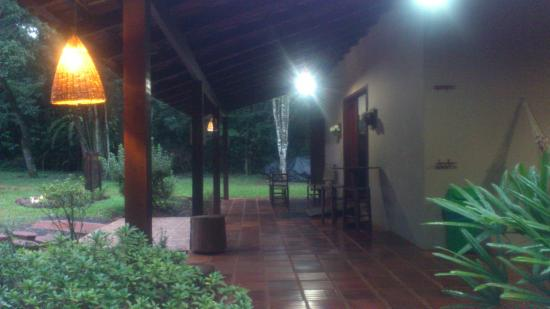 Iguassu Eco Hostel: Corredor