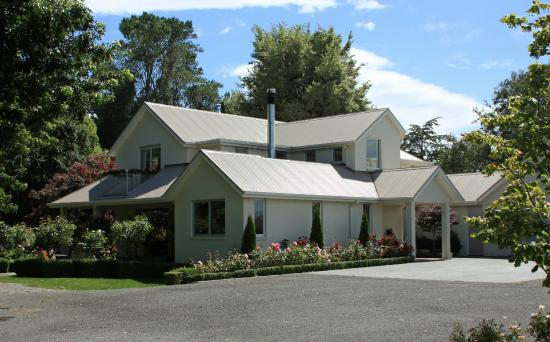 Silverstream Lodge: Welcome