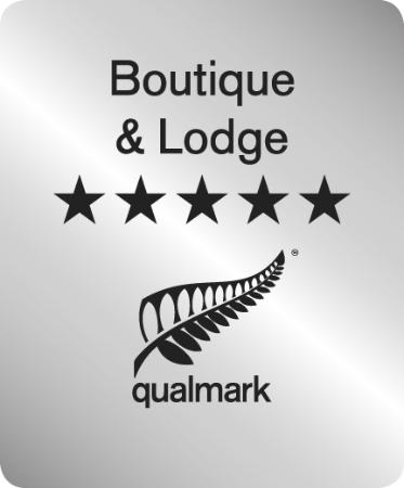 Silverstream Lodge: Five Star