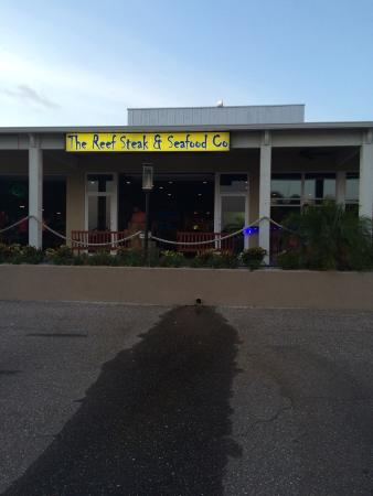The Reef Steak and Seafood Company