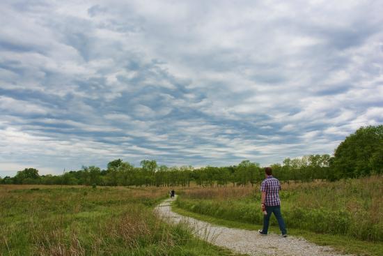 George Washington Carver National Monument: Start of Trail
