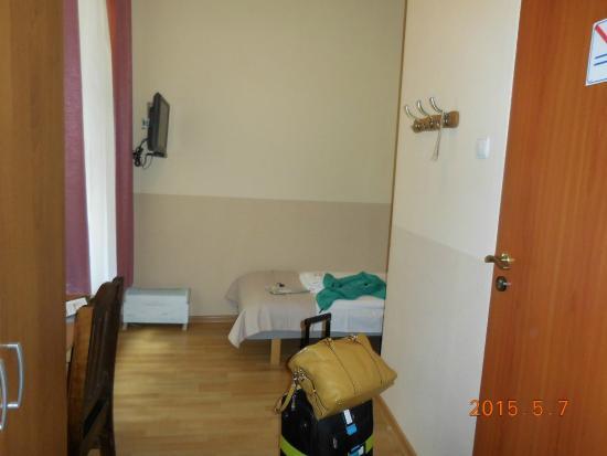 Station Aparthotel: 客室