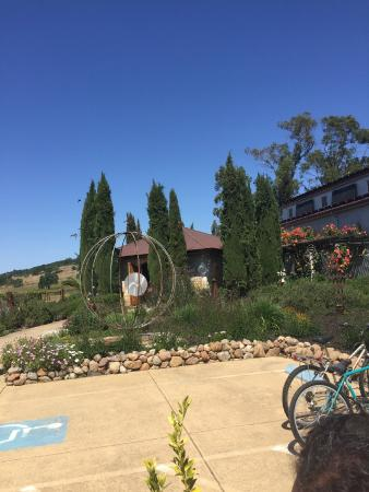 Hagafen Winery Tours