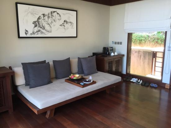 Paresa Resort Phuket: Aqua pool suite