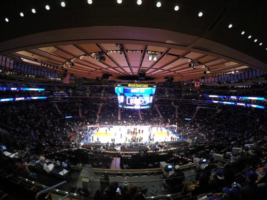 Msg Picture Of Madison Square Garden All Access Tour New York City Tripadvisor