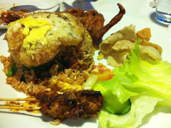 Coconut Grove: Tanjung Tuan Fried Rice-Good Taste!