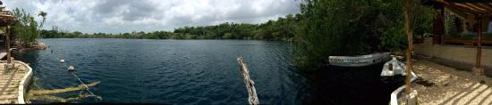 Restaurante Cenote Azul Photo
