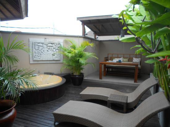 Kanishka Villas: Jacuzzi Suite Villa 21