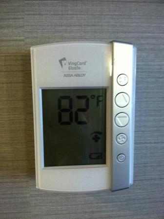 Homewood Suites by Hilton DuBois : our broken heat