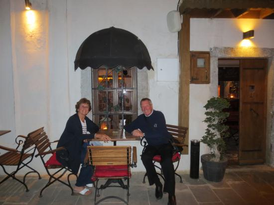 Avlu Bistro & Bar: Just leaving after a great night
