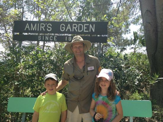 ranger ted amirs garden a hidden gem in griffith park - Amirs Garden