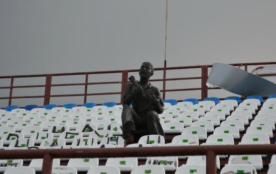Памятник болельщику