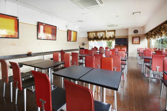 Hotel Sealuck Pal Sendai : ラウンジ Lounge