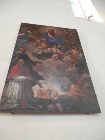 Сполето, Италия: Chiesa di S. Domenico - affreschi 8