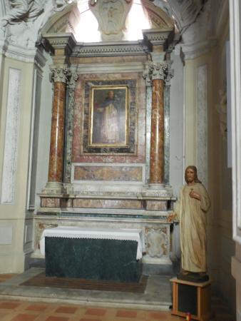 Сполето, Италия: Chiesa di S. Domenico - interni - foto 3