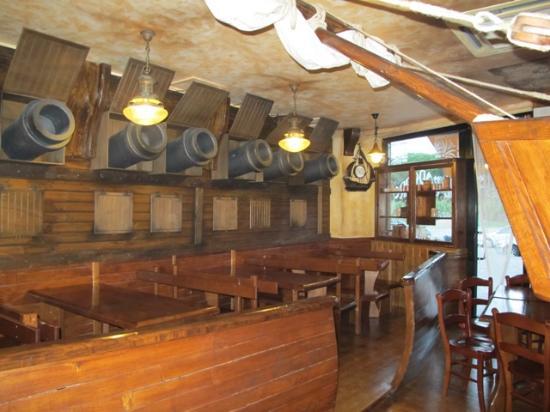 Il Corsaro Risto Pub: Scialuppa