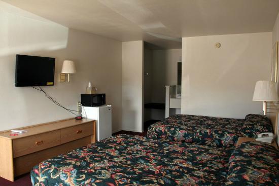 Blue Mountain Horsehead Inn: Notre chambre