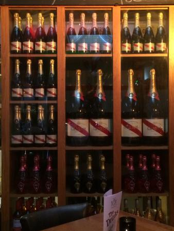 Tom at 101: You have to try the Champagne Tasting offer, an absolute bargain 3 glasses for £16.01