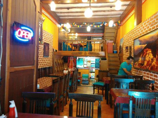 Momos Tibetan Restaurant: m0m0s restaurant