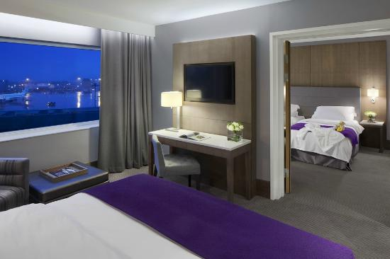 Radisson Blu Hotel Manchester Airport Business Cl Family Room