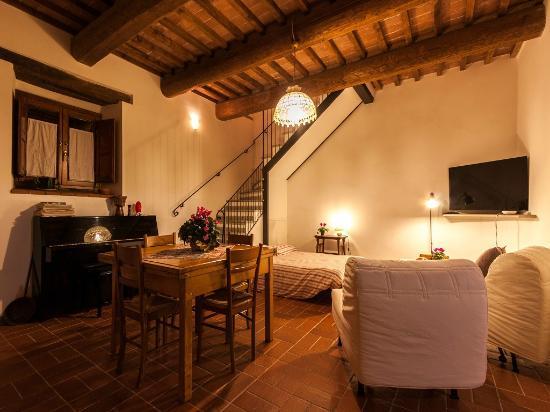 Casa Podere San Firenze: Bilocale