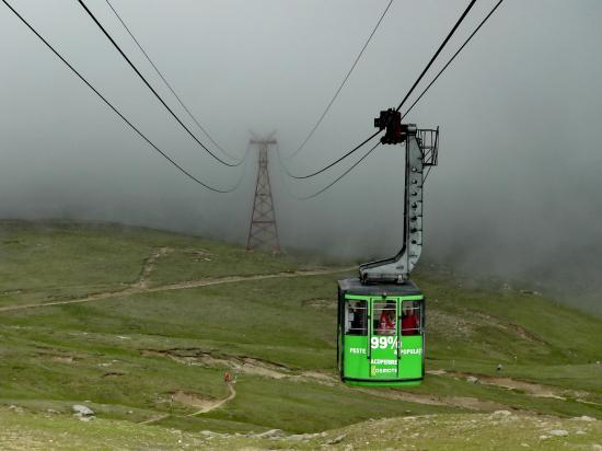 ‪Busteni Cable Car‬