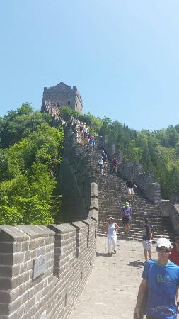 Great Wall at Huangya Pass (Huangyaguan Changcheng ...