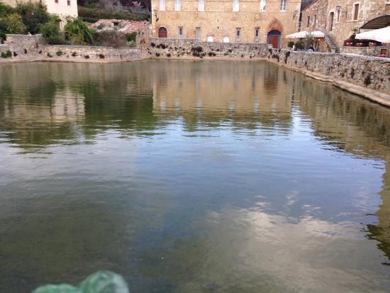 Bagno Vignoni San Quirico d\'Orcia - Foto di Terme Bagno Vignoni ...