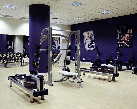 fitness center bild von creta maris beach resort. Black Bedroom Furniture Sets. Home Design Ideas