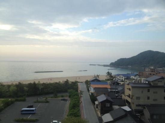 Kaishu : 部屋からの眺め