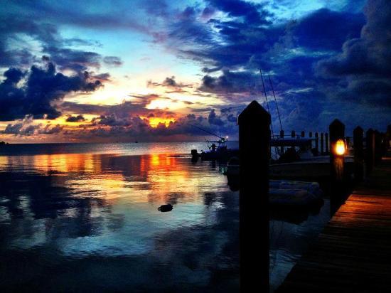 Topsider Resort: view