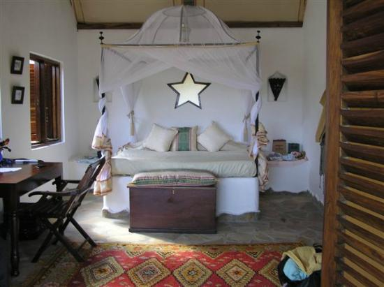 Kinasi Lodge: The Family room