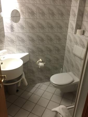 Hotel Zum Maerchenwald: Toilette im Gästehaus