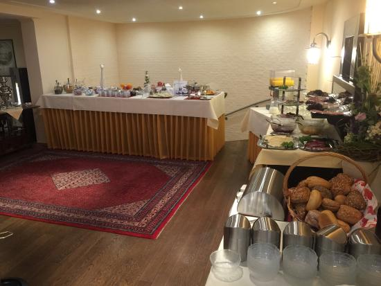 Hotel Zum Maerchenwald: Das gut versteckte Frühstücksbüffet