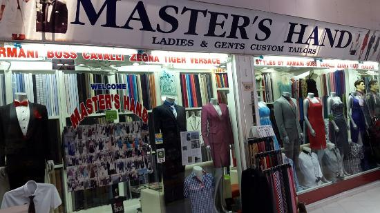 Master's Hand Tailor