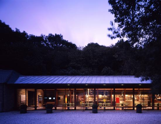 David Mellor Visitor Centre: Cafe_at_Dusk_Richard_Brine