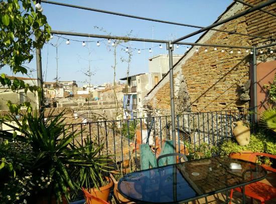 Bad Catania: Magnifica terrazza