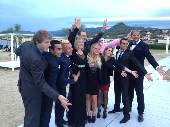 Club Marmara Grand Bleu: la dream team