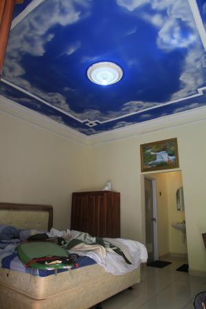 Mira Hotel: Cloud room number 1