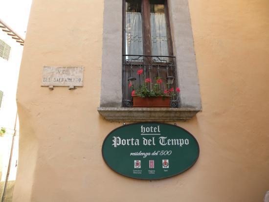 Hotel Porta del Tempo: esterno Hotel